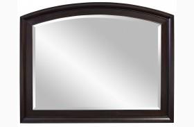 Vibe Merlot Dresser Mirror