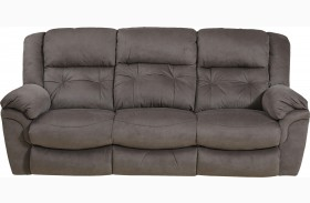 Joyner Slate Power Reclining Sofa