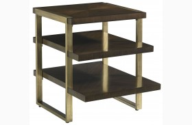 Crestaire Porter Autry End Table