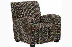 Halle Gemstone Reclining Chair