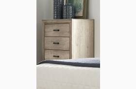 Sun Valley Sandstone 5 Drawer Chest