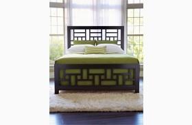 Perspectives Lattice Queen Low Profile Bed