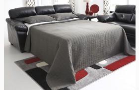 Bastrop Durablend Midnight Full Sofa Sleeper