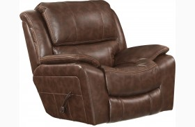 Beckett Java Becket Power Rocker Recliner