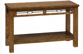 San Marcos Rectangular Sofa Table