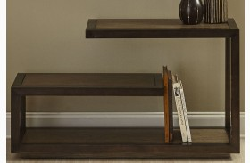 Bennett Pointe Smokey Tan Sofa Table