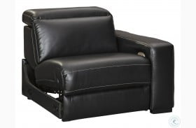 Mantonya Midnight RAF Zero Wall Power Recliner