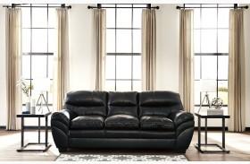 Tassler Durablend Black Sofa