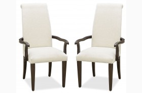 California Hollywood Hills Arm Chair Set of 2