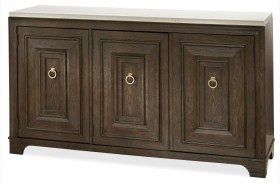 California Hollywood Hills Credenza