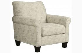 Baveria Gray Accent Chair