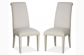 California Malibu California Side Chair Set of 2