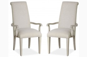 California Malibu California Arm Chair Set of 2