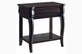 Aryell Dark Night Table
