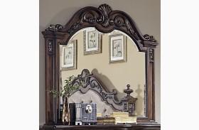 Chamberlain Court Rich Auburn Mirror