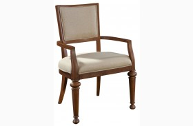 Cascade Upholstered Arm Chair Set of 2