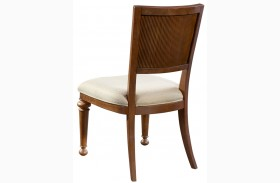 Cascade Upholstered Side Chair Set of 2