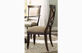 Jessa Upholstered Side Chair Set of 2