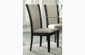 Havre Beige Side Chair Set of 2