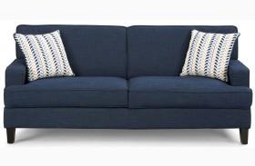 Finley Blue Sofa