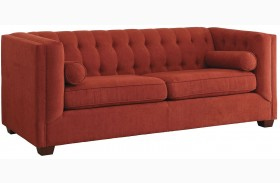 Cairns Crimson Sofa