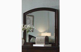 Avalon Dark Truffle Mirror
