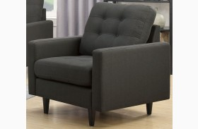 Kesson Charcoal Chair