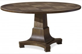 Playlist Brown Eyed Girl Round Dining Table