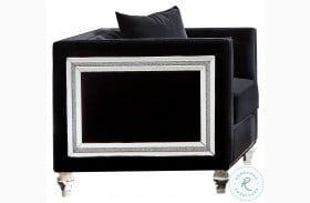Delilah Black Chair