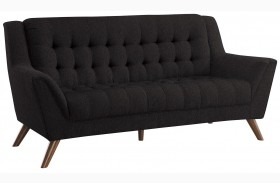 Baby Natalia Black Sofa