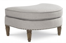 Collection One Upholstered Christiansen Ottoman