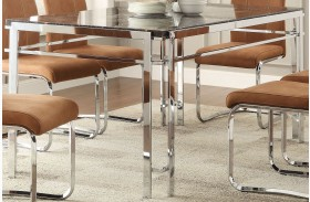Watt Faux Marble Dining Table