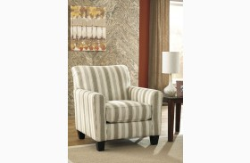 Laryn Khaki Accent Chair