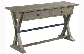 Reclamation Place Sundried Natural Sofa Table