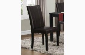 Topline Side Chair Set of 2