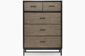 MyRoom Chalkboard and Backpack Drawer Chest