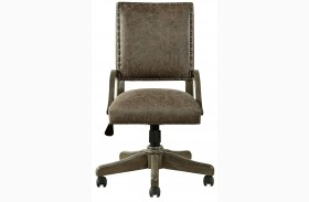 Varsity Jersey Desk Chair