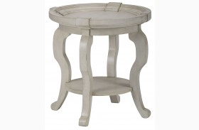 Sebastian Round End Table