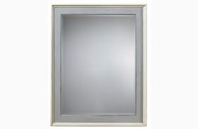 Sojourn Summer White Mirror
