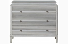 Sojourn Gray Lake Hall Chest