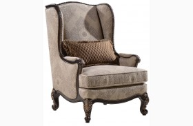 Chamberlain Wing Back Chair
