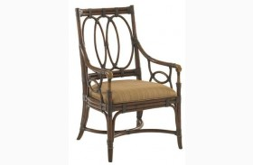 Landara Palmetto Arm Chair