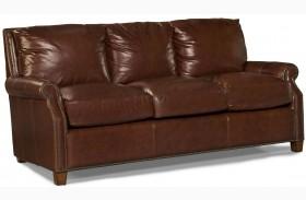 Kingston Vintage Auburn Leather Sofa