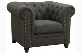 Roy Grey Chair