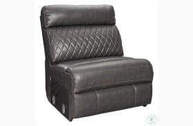Samperstone Armless Chair