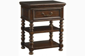 Kilimanjaro Christiana Drawer Nightstand