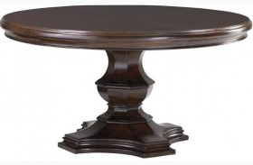 Kilimanjaro Maracaibo Round Dining Table