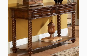 Trammel Sofa Table