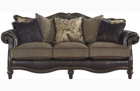 Winnsboro DuraBlend Vintage Sofa