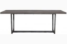 Curated Greystone Sedgwick Dining Table